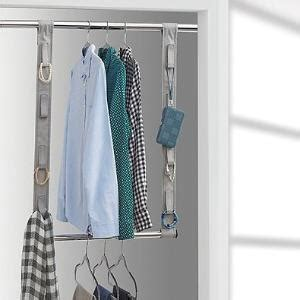 Hanging Closet Rod Extension by Fabric With Curtain Rod Hanging Book Shelves Genius I