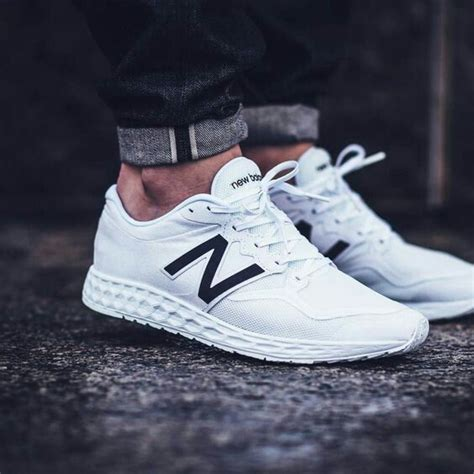 New Balance Ml574nel Sneaker Orginal new balance fresh foam zante white for dudes footwear clothes and shoe