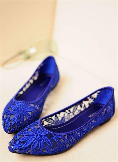 royal blue shoes flats 231 best blue images on