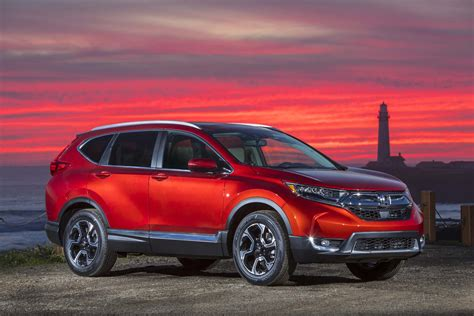 honda cvr 2017 honda cr v touring first drive review automobile