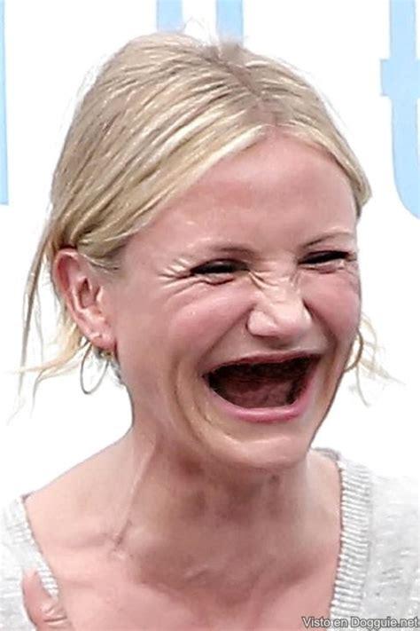 imagenes chistosas sin dientes graciosas fotos de famosos sin dientes dogguie