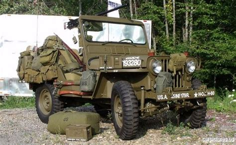 Korean War Jeep 1952 Willys M38 Korean War Jeep Vehicles