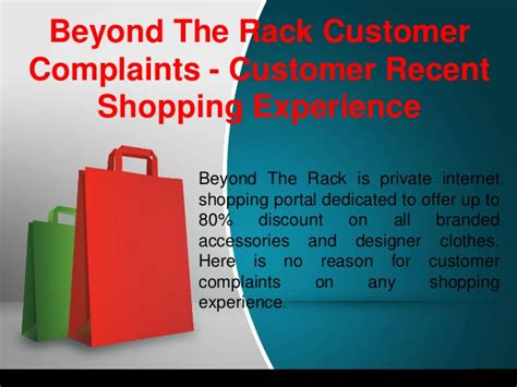 Beyond The Rack Email Spam by Beyond The Rack Customer Complaints Customer Recent