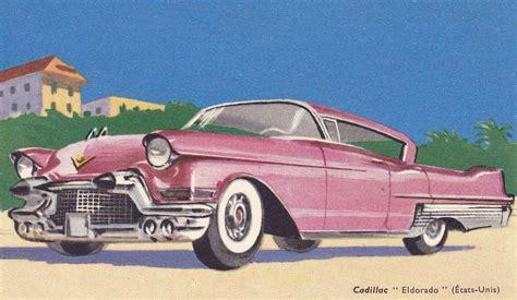 Cadillac Usa cadillac eldorado usa dessin dessins peintures