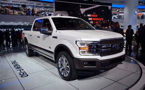 2018 ford f150 diesel 2018 ford f 150 gets new styling diesel engine the car guide