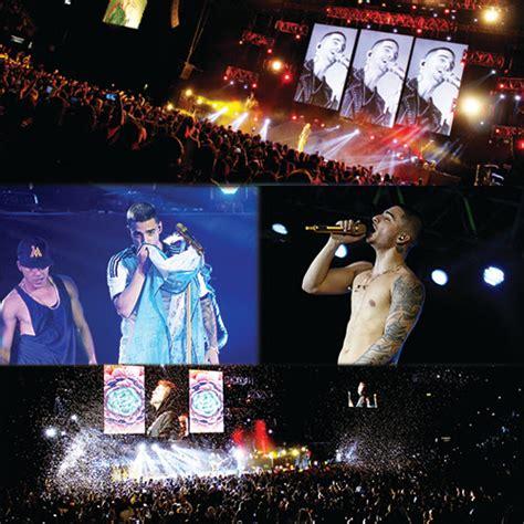 gira de maluma en la argentina maluma demostr 243 en su primer show en argentina que es un