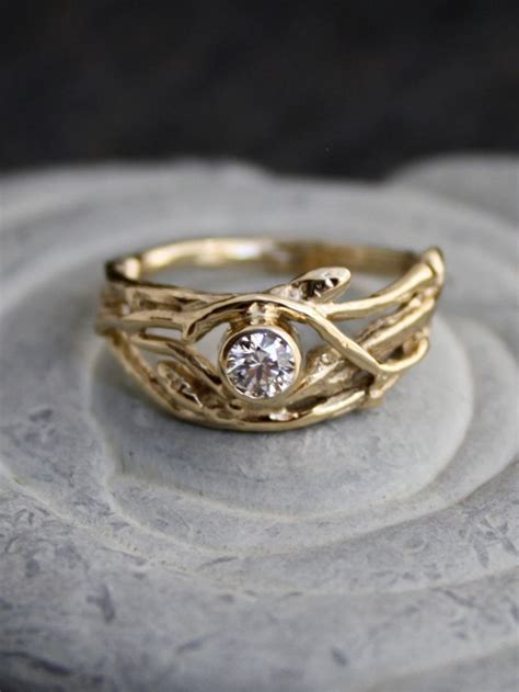 Twig Ring On Pinterest Branch Ring Twig Engagement | 1000 ideas about twig engagement rings on pinterest
