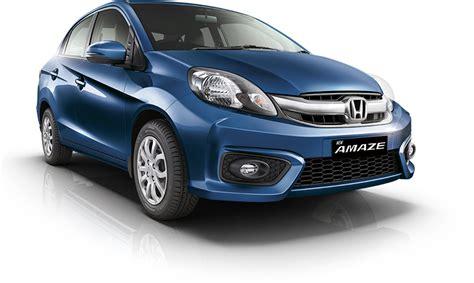 honda brio amaze specifications honda brio amaze facelift launched in indiaautofreaks com