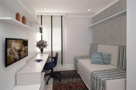 escritorio quarto de hospedes quarto de h 243 spedes vantagens e dicas 43 projetos lindos