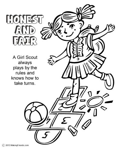 sunny petal coloring page the law honest and fair coloring page coloring books