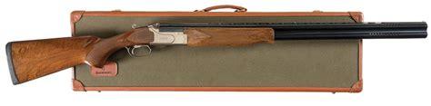 winchester supreme winchester supreme sporting shotgun firearms auction lot 559