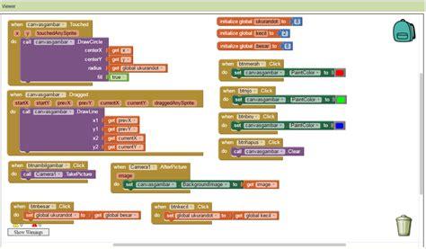 modul membuat storyboard modul 2 membuat aplikasi mewarnai dengan app inventor 2