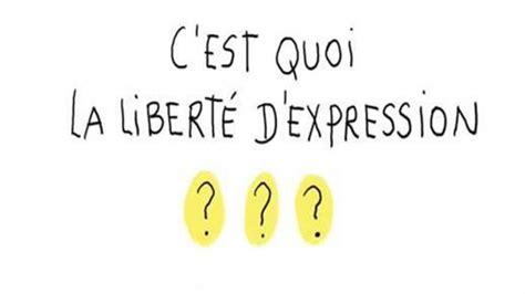 la libert pour quoi c est quoi la libert 233 d expression 1 jour 1 question francetv 201 ducation