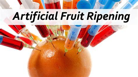 fruit ripening artificial fruit ripening out