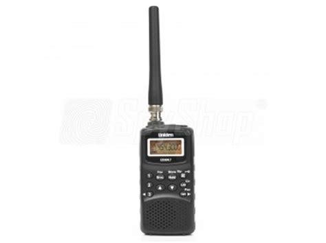 uniden ezi33xlt digital radio scanner for different