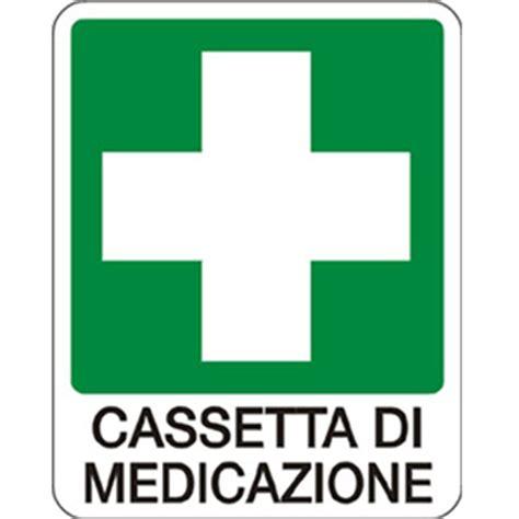 cassetta di medicazione cassetta di pronto soccorso