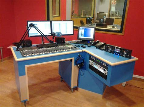 Mixer Untuk Studio Radio aeq usa xarxa media equips their new radio studios in