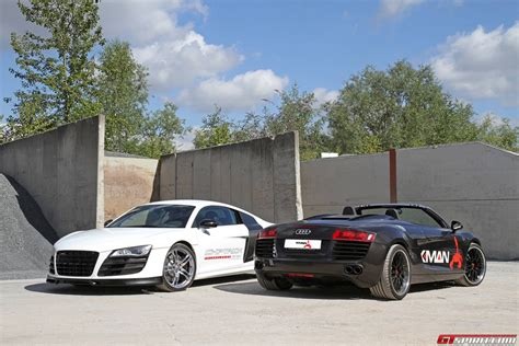 Audi R8 Rs by Official 750hp Audi R8 Gtk Rs By K Gtspirit