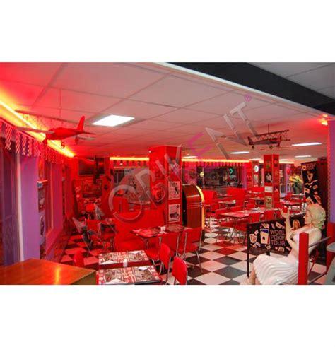 Retro Diner Le by Agencement D Un Restaurant Diner Retro Dans Le Nord Pas De