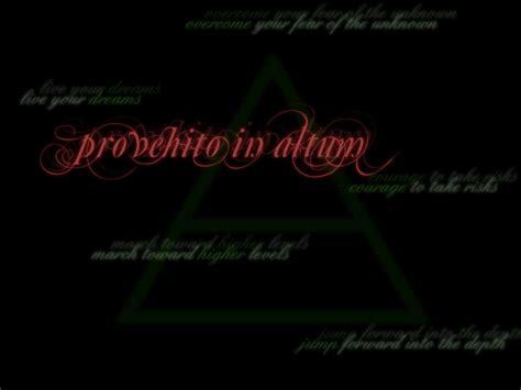 Kaos 30 Seconds To Mars Provehito In Altum provehito in altum by ineos on deviantart