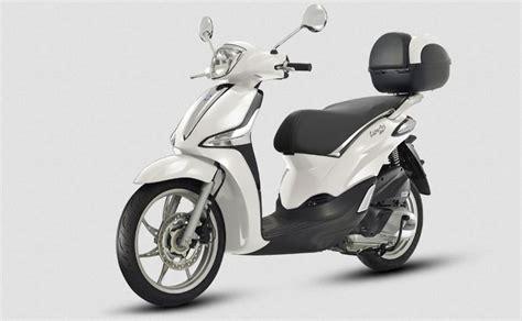 Motorrad 125 Ccm 34 Ps by Gebrauchte Piaggio New Liberty 125ie Abs Motorr 228 Der Kaufen