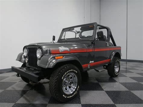 1986 jeep cj7 parts jeep cj7 4 2 l i6 1986 sold classicdigest