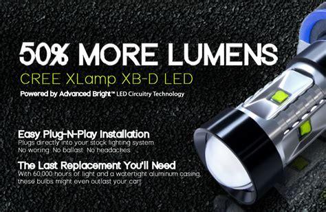 led light bulbs cree cree v2 series led fog light replacement bulbs