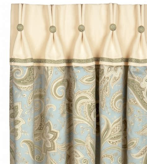 Luxury Shower Curtains Luxury Shower Curtains With Valance Pmcshop