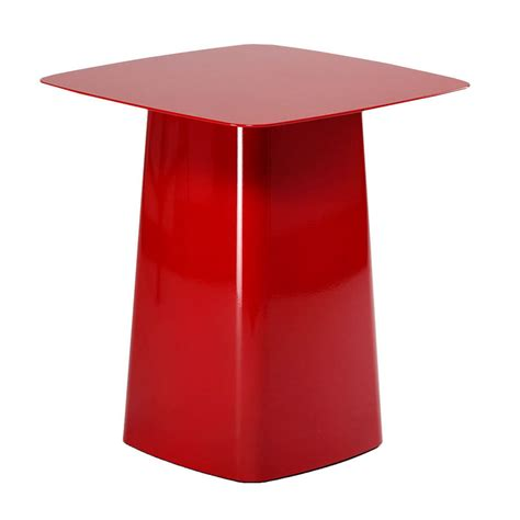 small metal side table vitra