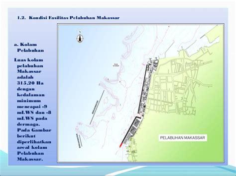 layout pelabuhan makassar interaksi konsep icm dalam pengelolaan pelabuhan di