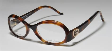 new balenciaga 0117 european womens eyeglass frame eyewear glasses made in italy ebay