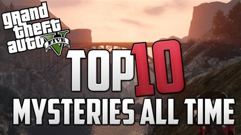 best mysteries gta 5 mystery top 10 mysteries in gta 5 unsolved