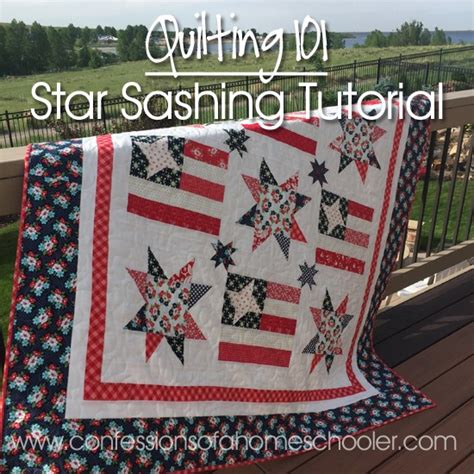 quilting sashing tutorial quilting 101 star sashing tutorial confessions of a
