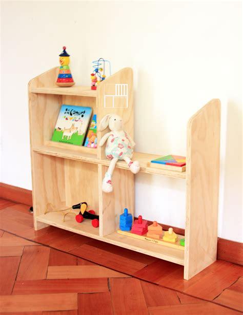 librero de madera para niños repisas de madera para nias repisas infantiles estantes
