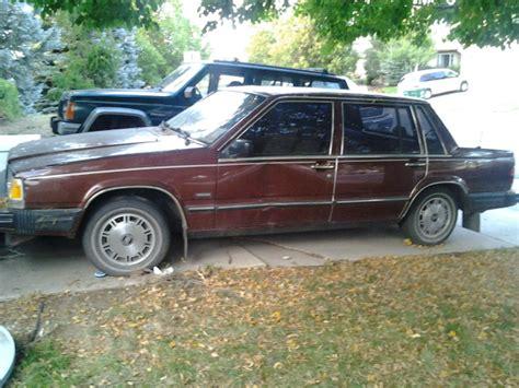 1985 volvo 740 gle 1985 volvo 740 gle 106xxx original jeep