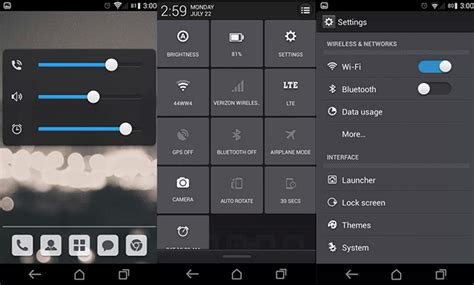 themes android cyanogenmod top 10 best cyanogenmod themes for android