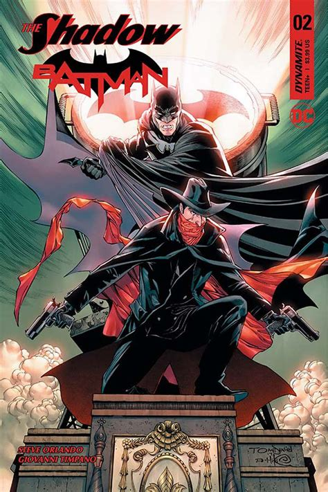 The Shadow Of preview of the shadow batman 2