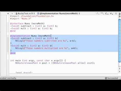 tutorial questions on c programming objective c programming tutorials playlist