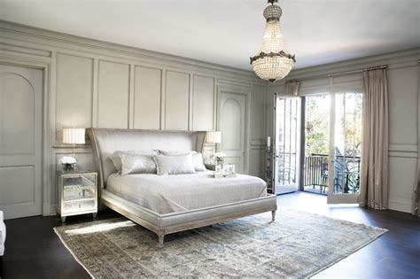 transitional bedroom lake residence transitional bedroom other by