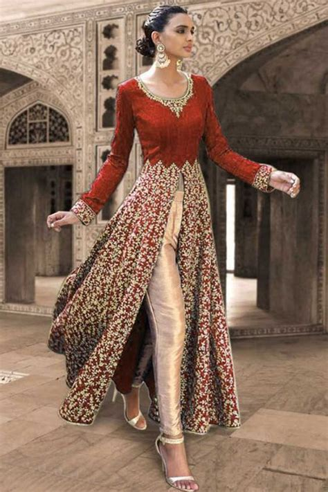 long front open double shirt dresses designs