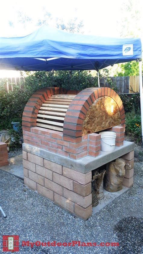backyard pizza oven plans 483 best pizza oven designs images on pinterest wood