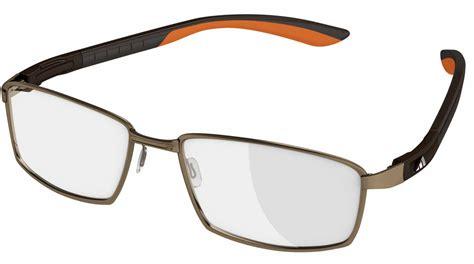 adidas af23 invoke performance steel eyeglasses