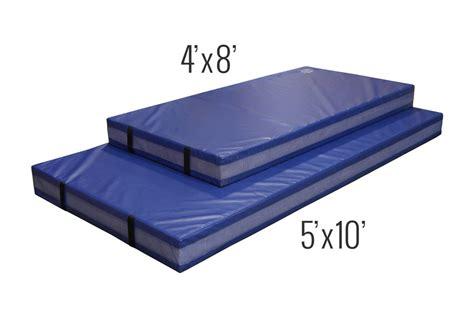 landing mats shock absorbing gymnastic crash pad landing mats