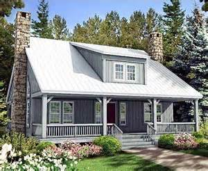 House Plans With Porches On Front And Back 17 Best Images About One Story Ranch Farmhouses With Wrap
