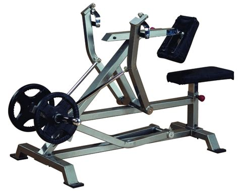 seated bench press machine leverage seated row body solid the bench press com lat