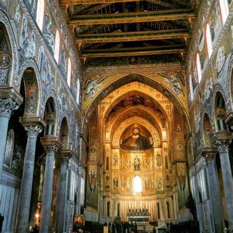 duomo di monreale interno basilica interno picture of duomo di monreale