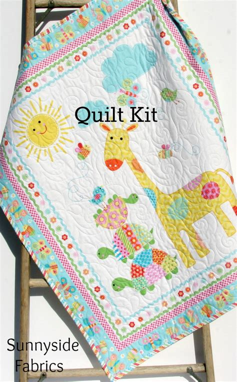 Beginners Quilting Kit by Quilt Kit Bundle Of Panel Easy Beginner
