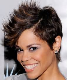 2013 short spiky haircut for women hairstyles weekly