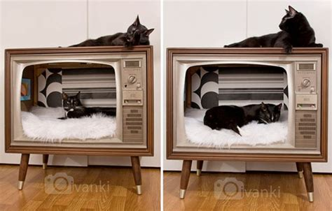 30 creative cat houses damn cool pictures