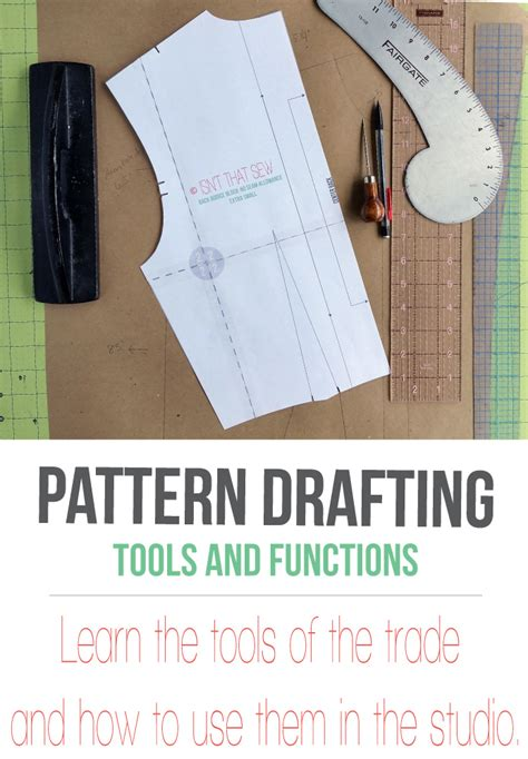 pattern drafting materials pattern drafting tools